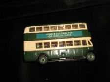 COLLECTABLE MATCHBOX DOUBLE DECK BUS LEYLAND TITAN TDI YS 1930 LIPTONS TEA